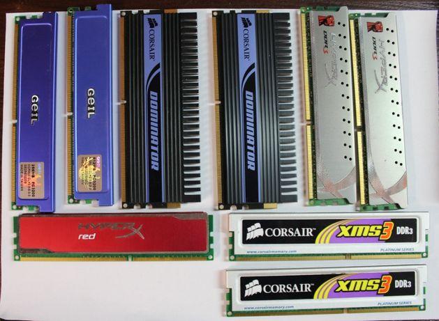Używane pamięci RAM DDR3 DDR2 4GB, 2GB do PC