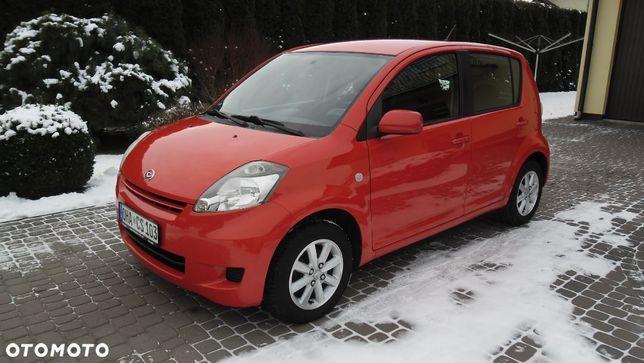 Daihatsu Sirion 1.3B 91KM, 100% Bezwyp, Serwis, Niemcy, Klima, Stan bdb