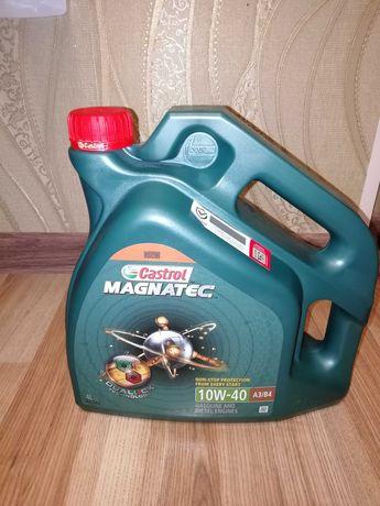 Автомобильное масло Castrol magnotek 10w-40