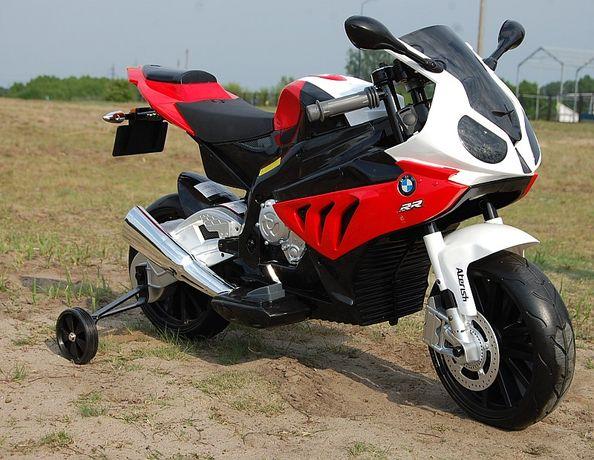 Nowy motor na akumulator dla dzieci BMW bardzo mocny 2 silniki sklep