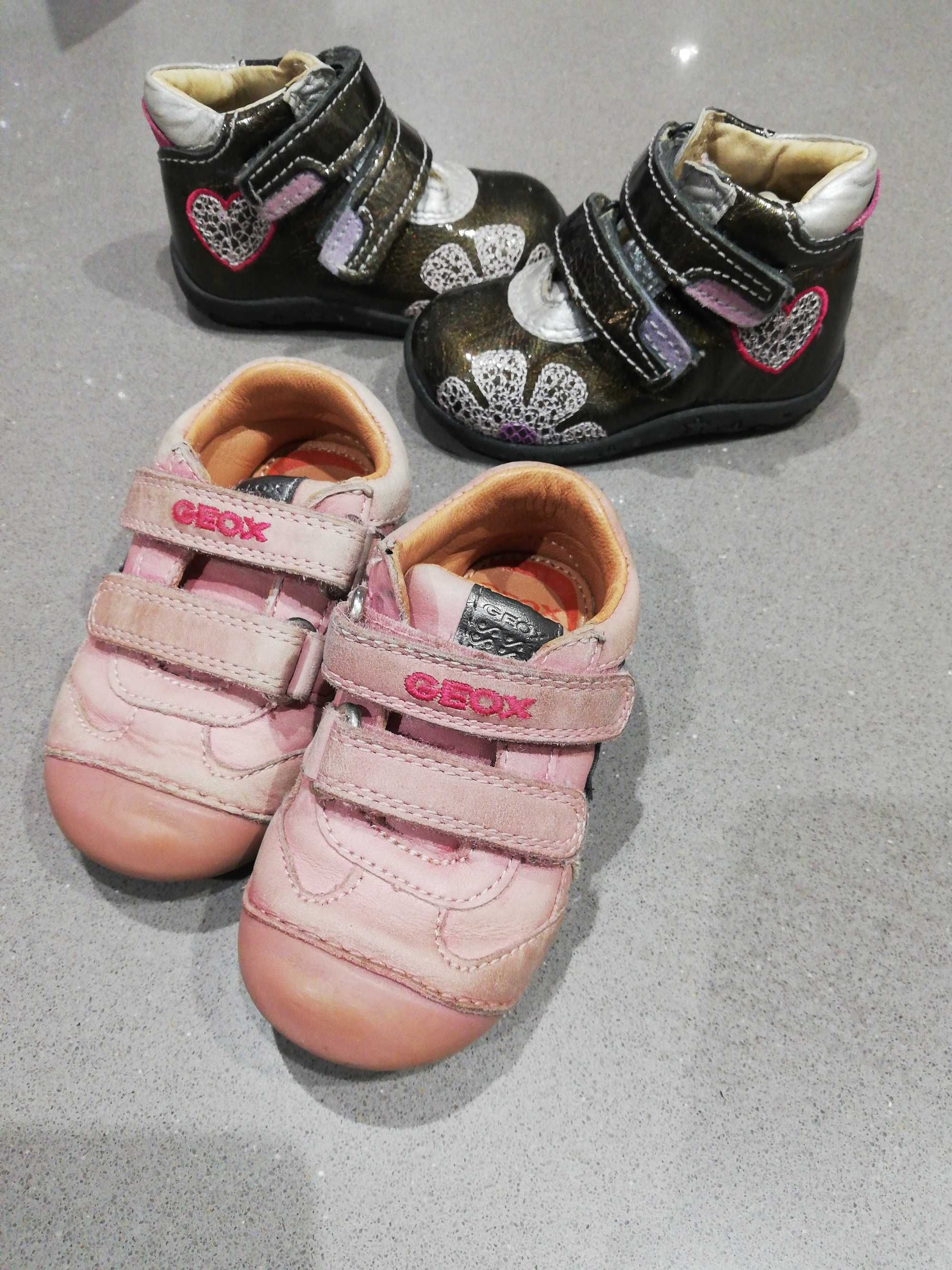 2 pares botas menina