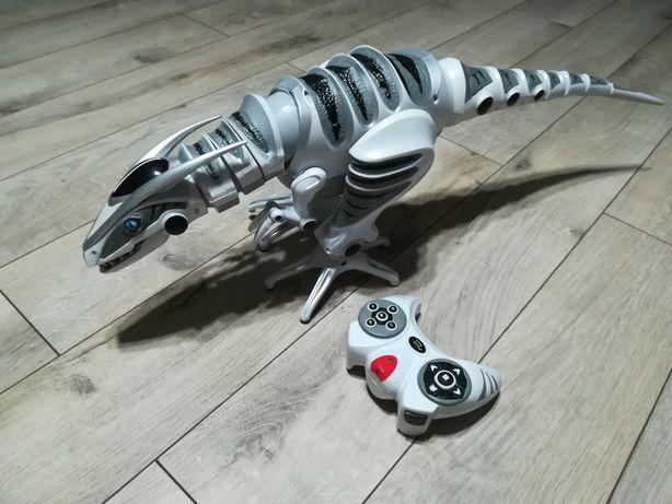 RoboRaptor, dinozaur interaktywny, dinozaur