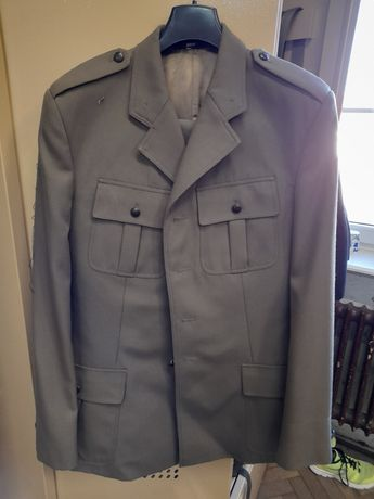 Mundur letni oficerski wojsk ladowych