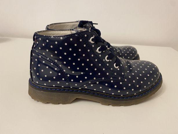 Ботинки демисезонные, туфли С.Луч, 32 р стелька 20 см