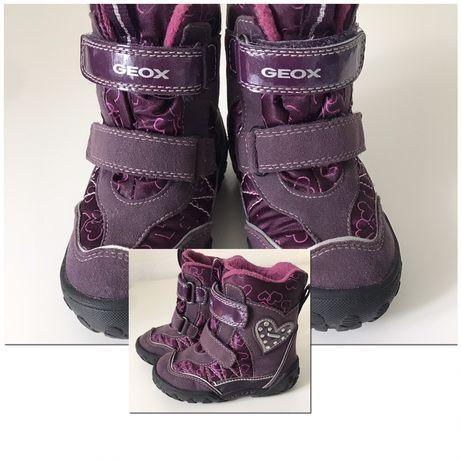 Ботинки (чобітки) Geox
