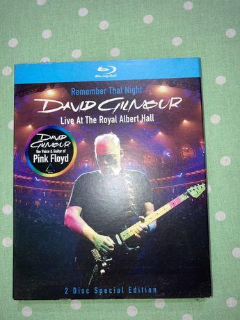 Concerto David Gilmour guitarrista dos pink floyd edição especial