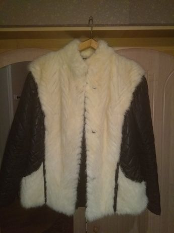 Куртка из норки б/у