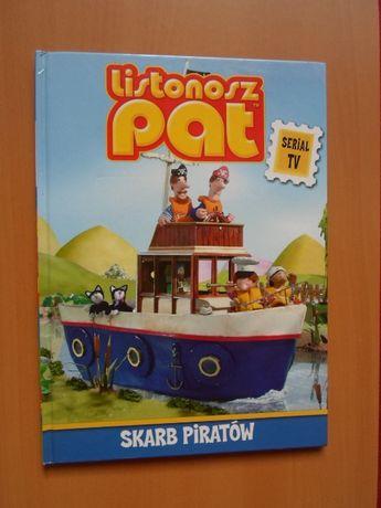 Listonosz Pat i skarb piratów