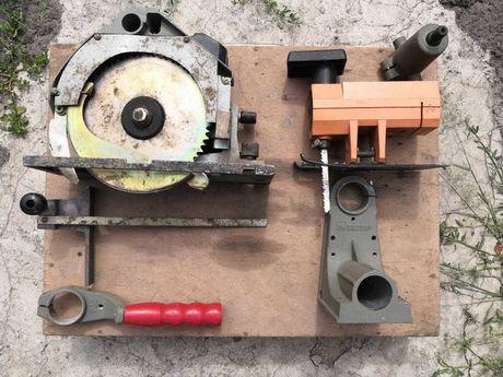 Насадка на дрель (лобзик и церкулярка)