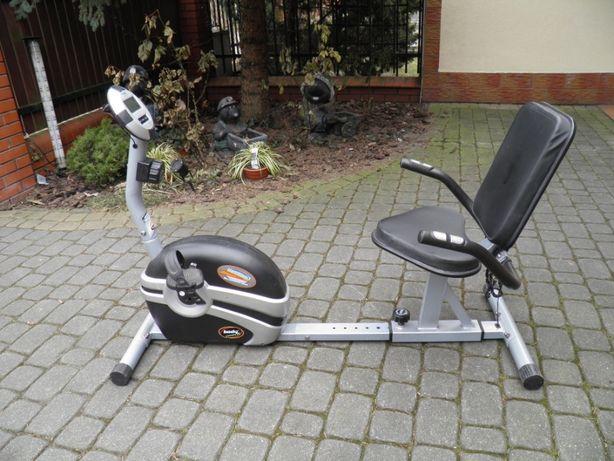 Body coach-magnetyczny rower poziomy-leżący-max 110kg