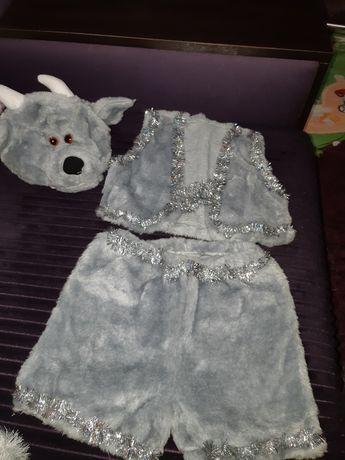 Новогодний костюм Козлёнка