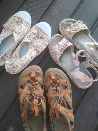 Обувь детская бу