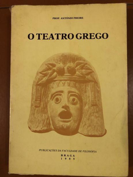 O Teatro Grego - Prof. António Freire
