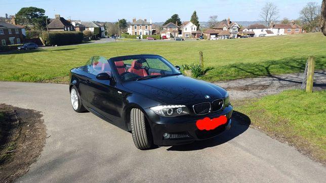 BMW 1 series cabrio sprzedaz