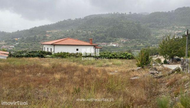 Venda Lote Terreno com vistas sobre o Rio Douro, Paredes de Viadores,