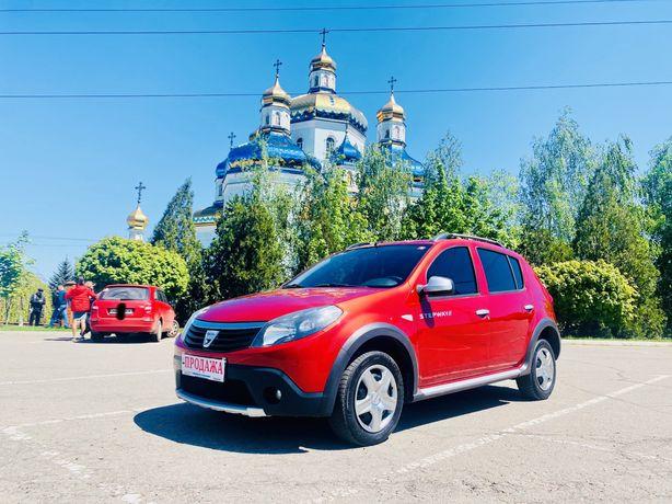 Авто Дача Сандеро 2010 1.6 бензин обмен, [Рассрочка, взнос от 25%]