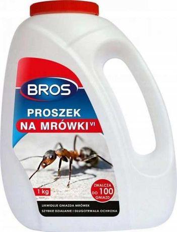 Proszek na mrówki likwiduje gniazda BROS TRUTKA