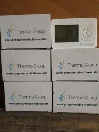 Програматор Термостат электроный. Недельный програматор. Терморегулято