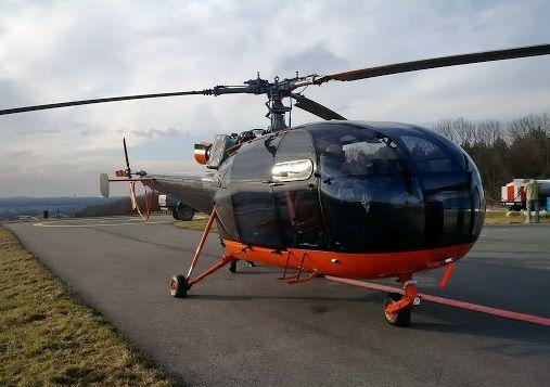 Продажа лёгкого многоцелевого вертолета Alouette - M III