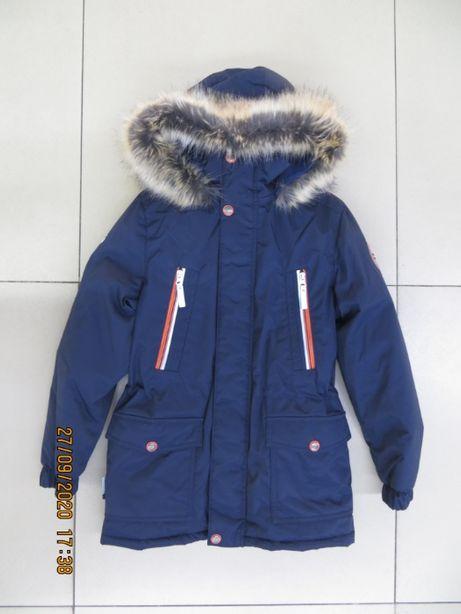 Куртка парка Lenne размер 152 зимняя 19668 Лене зима