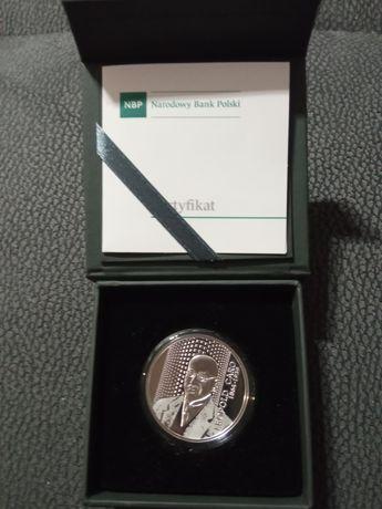 Moneta 10zl Leopold Caro mennicza,nową Okazja
