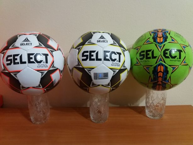 Мяч футзальный SELECT Futsal Master IMS роз 4 ОРИГІНАЛ ,з  галограмою