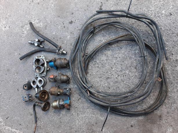 Клапан, магистраль, дозатор, сместитель, заправочное на газ.