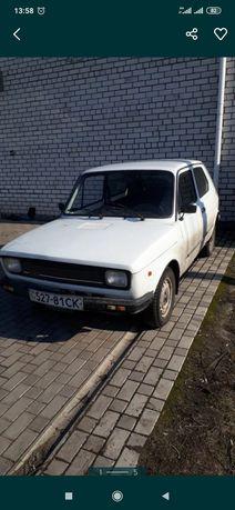 Салон на Fiat 127