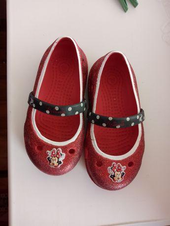 Продам crocs c 7 крокс для девочки