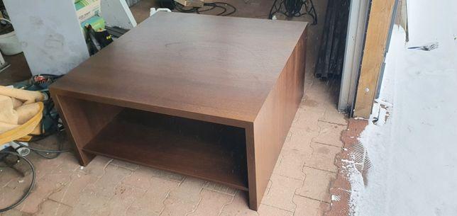 Duży stolik kawowy ława stół 100cmX100cm