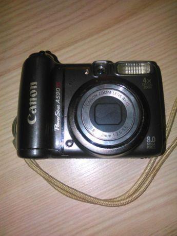 Aparat firmy Canon
