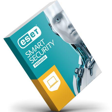 ESET Smart Security Premium - licencja/odnowienie pakiet bezpieczeństw
