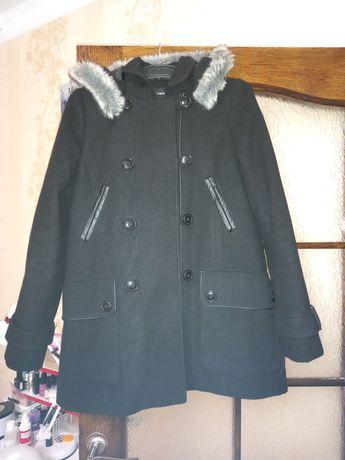 Пальто, полупальто утеплённое  Yes or No на 42-44 р.