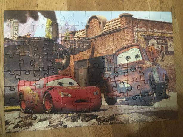 Puzzle Zygzak