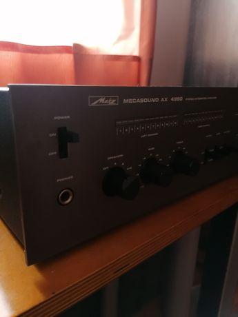 Metz Mecasound 4960 - Amplificador (Excelente Estado!)