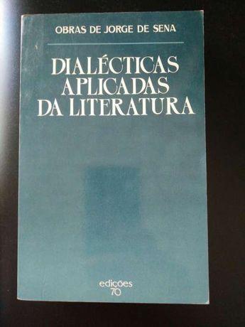 Dialécticas Aplicadas da Literatura, de Jorge de Sena