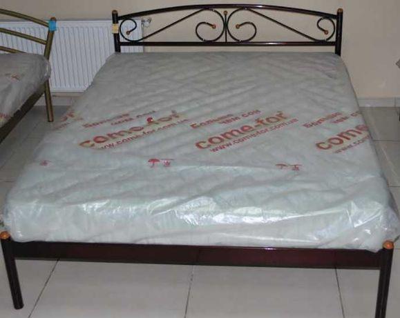 Кровать металлическая Верона-1, бесплатно доставим к Вашему дому.