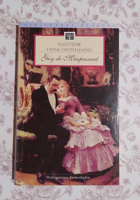 Naszyjnik i inne opowiadania - literatura kobieca, klasyka