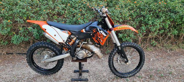 Ktm 150 sx 2009 a venda