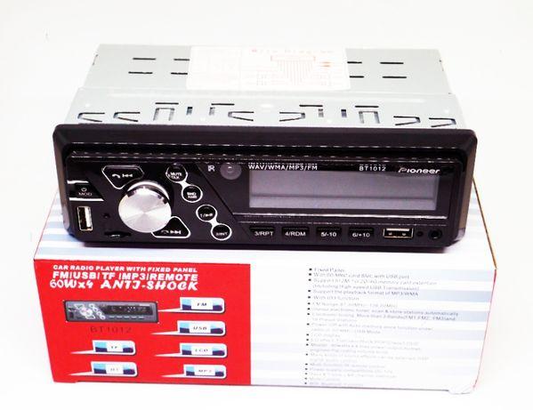 Автомагнітола з підтримкою Bluetooth (Pioneer Bt-1012)