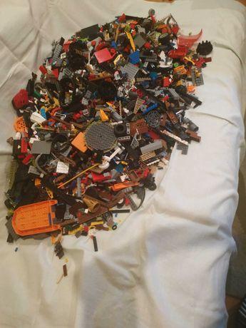 Klocki LEGO 15-15,5 kg różne serie