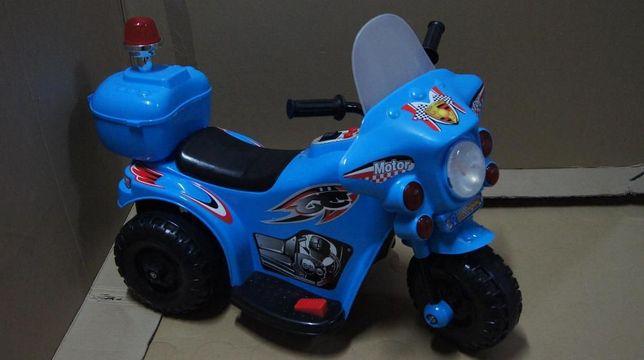 Motor motorek akumulator 6 V dla dzieci kolory nowy