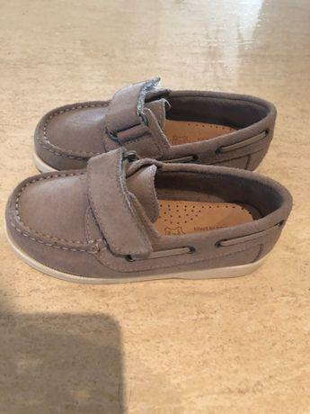 продам туфлі натуральний замш, Іспанія
