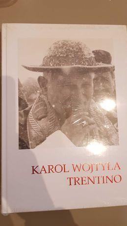 Album książka Karol Wojtyła Trentino