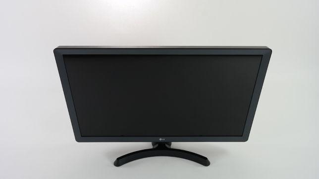 Monitor Smart TV LG 24 cale - uszkodzony