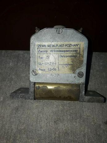 Zaczep elektromagnetyczny - METALPLAST - Poznań