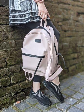 Harvets еко рюкзак (пудра)