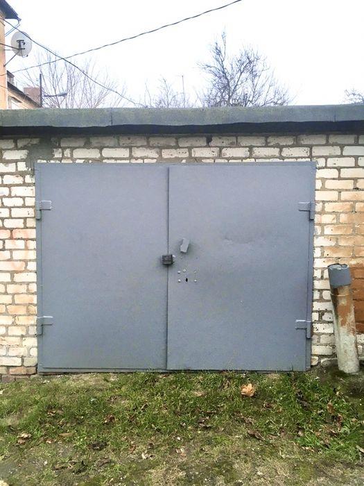 Продам кирпичный гараж. Центр города. Никополь - изображение 1