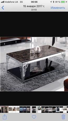 Эксклюзивная мебель под заказ из нержавеющей стали