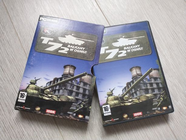 T72 Bałkany w Ogniu (gra na PC) PL